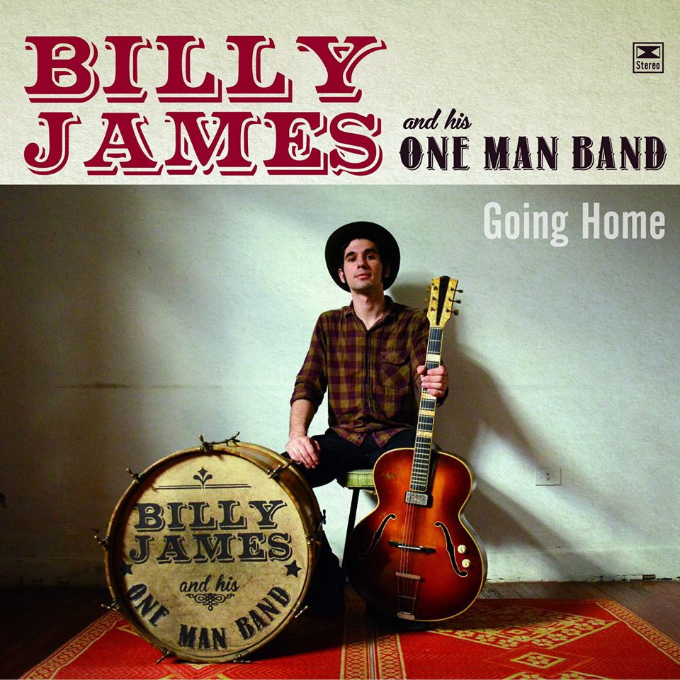 cover billy james