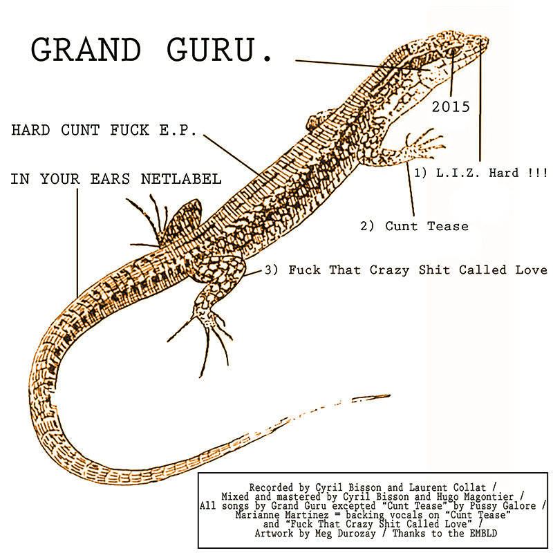 Grand Guru - Hard cunt Fuck mp3 4