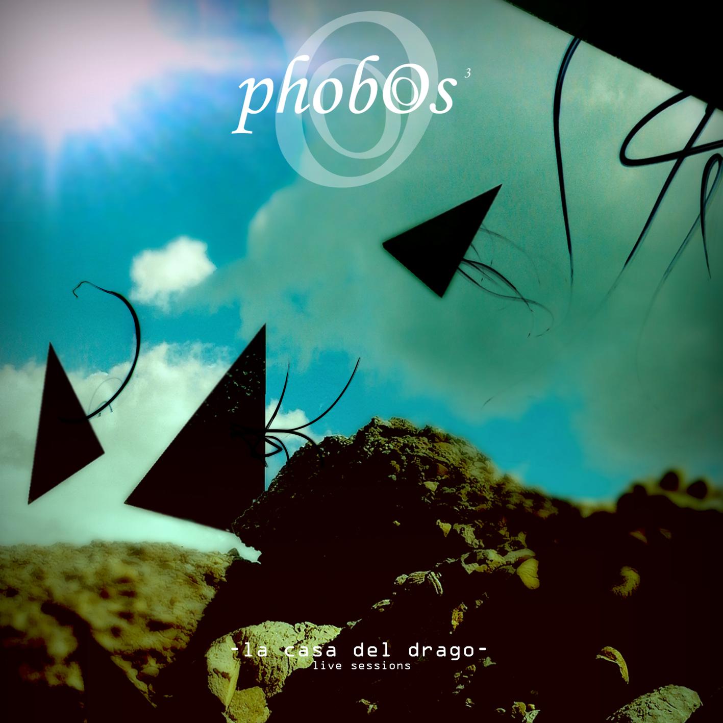 phobos3 la casa del drago cover