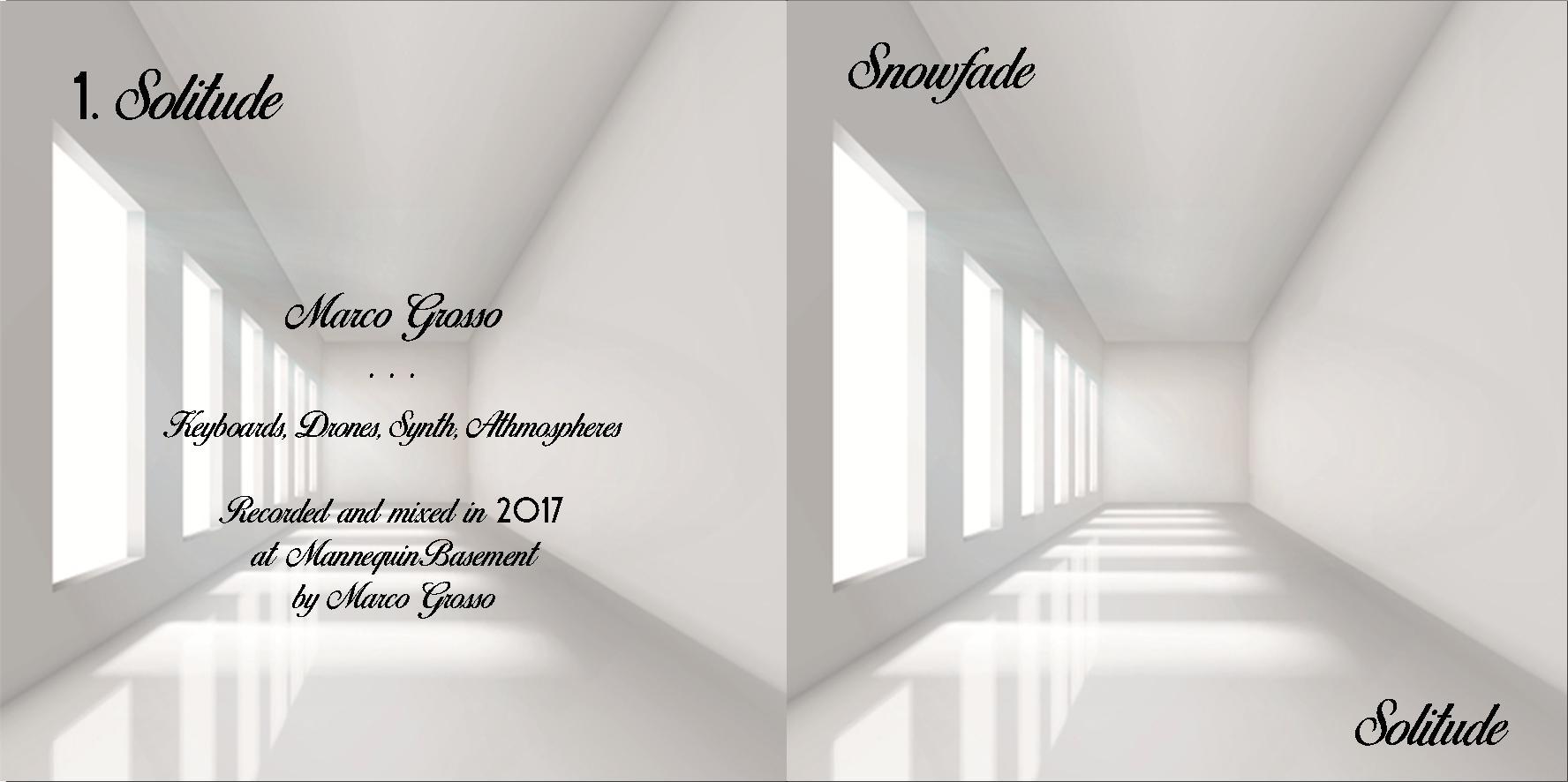 Snowfade - Solitude MP3 4