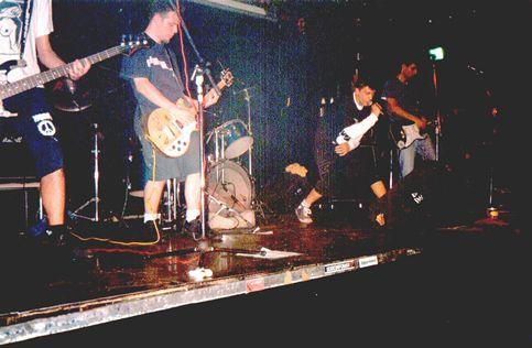 IYE14 – Risonanze - Continuare ad Esistere 1996 3